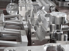 Parts manufacturing in our workshop